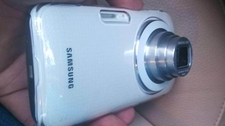 Galaxy K Photos Leak