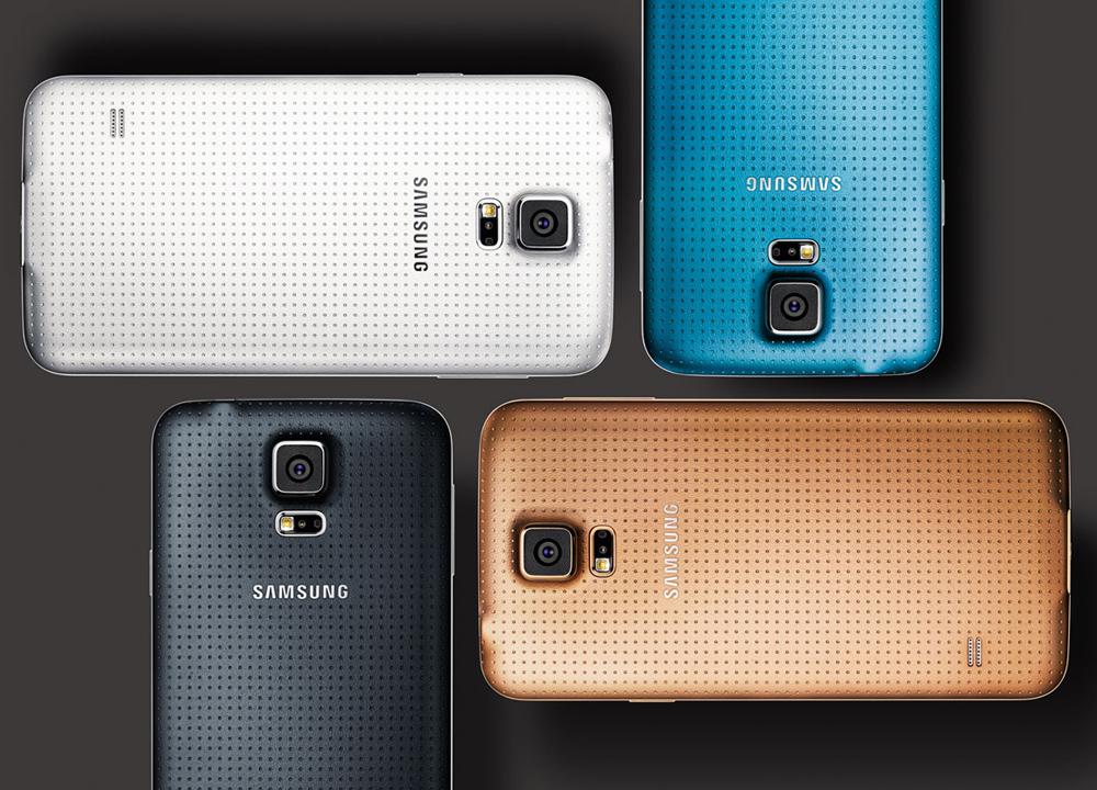 Galaxy S5 Vs iPhone 5s