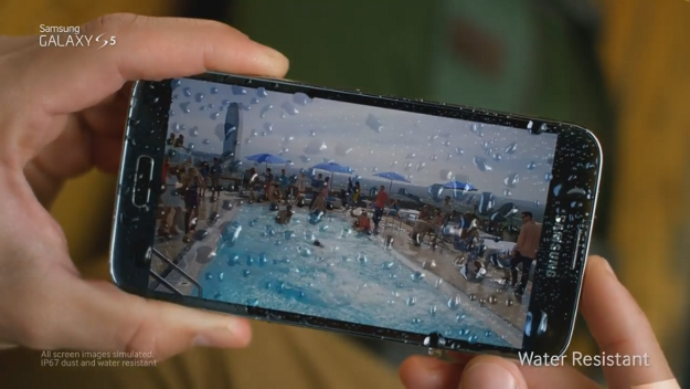 how to fix a water damaged samsung s5