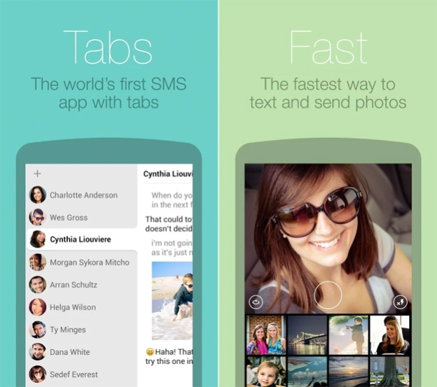 hello sms for android – What's With Tech
