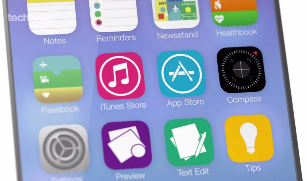 New iOS 8 Software Features