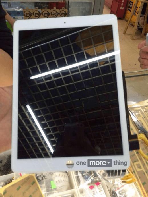iPad Air 2 Leak 2