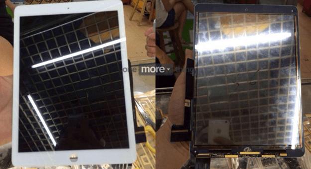 iPad Air 2 Display Leak