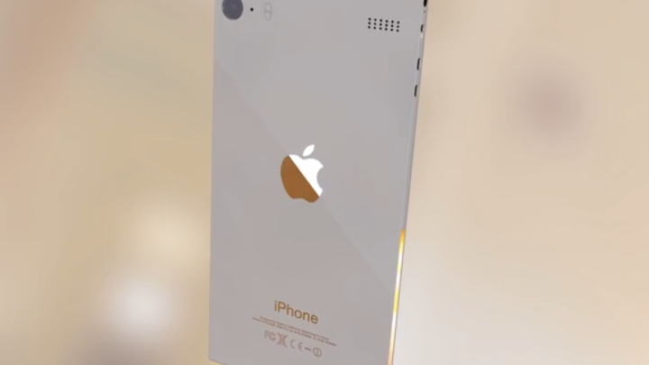iPhone 6 Concept Heart Rate Monitor