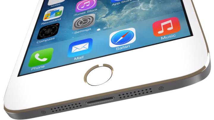 Silver iPhone 6 Leaked Photo