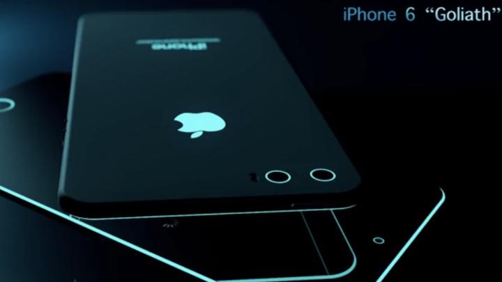 iPhone 6 Concept Glow In The Dark