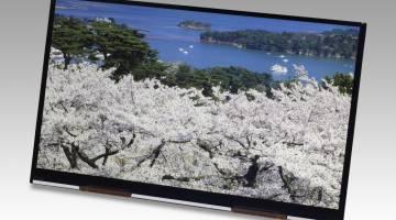 4K Display for Tablets
