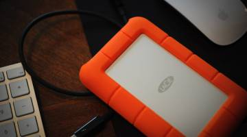LaCie Rugged Thunderbolt SSD Review