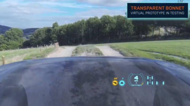 Land Rover Augmented Reality