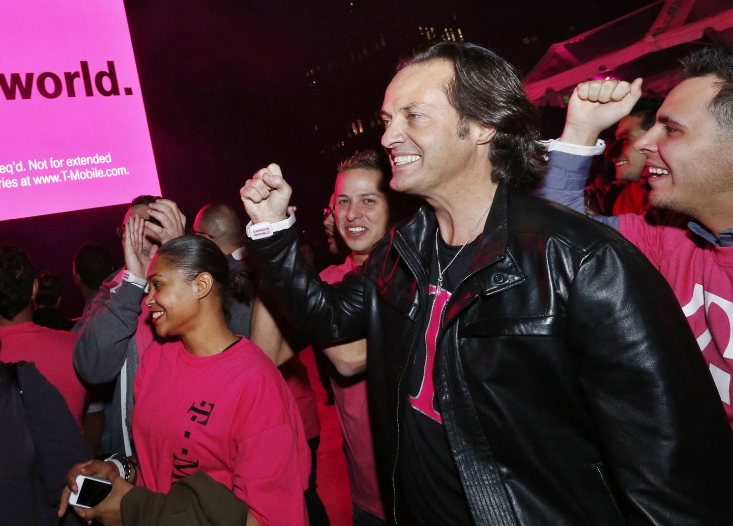 T-Mobile CEO Legere Salary Compensation