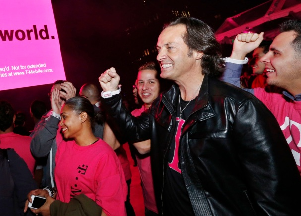 %name Research suggests Legere is singlehandedly dragging some customers away from rivals by Authcom, Nova Scotia\s Internet and Computing Solutions Provider in Kentville, Annapolis Valley