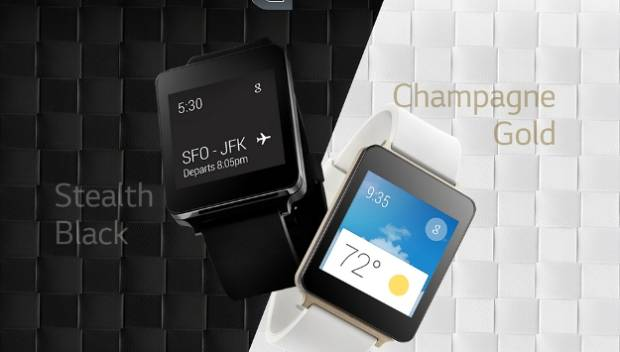 LG G Watch Features