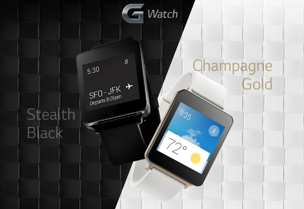 LG G Watch Release Date and Price
