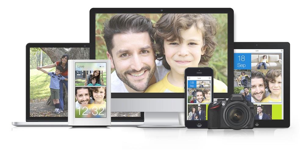 Lyve Sync iPhone Photos Videos Tablet Presale