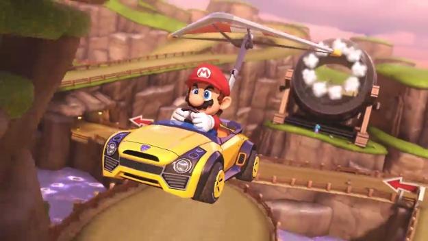 Mario Kart 8 Direct