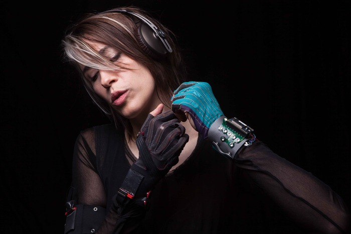 Mi.Mu Glove for Music
