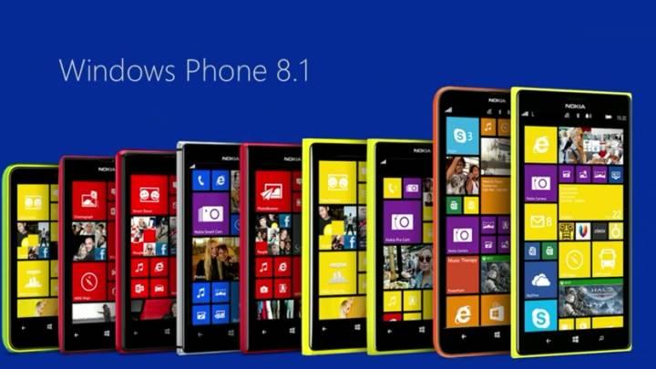 Microsoft Lumia Windows Phone