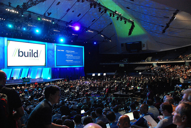 Microsoft Build Keynote Liveblog