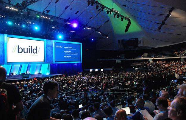 Microsoft Build Keynote Liveblog