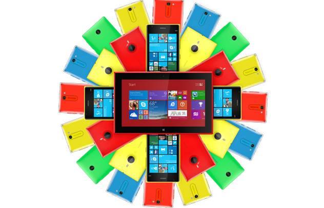 Microsoft Windows Phone Ad