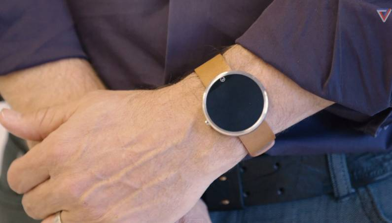 HTC One Wear Smartwatch