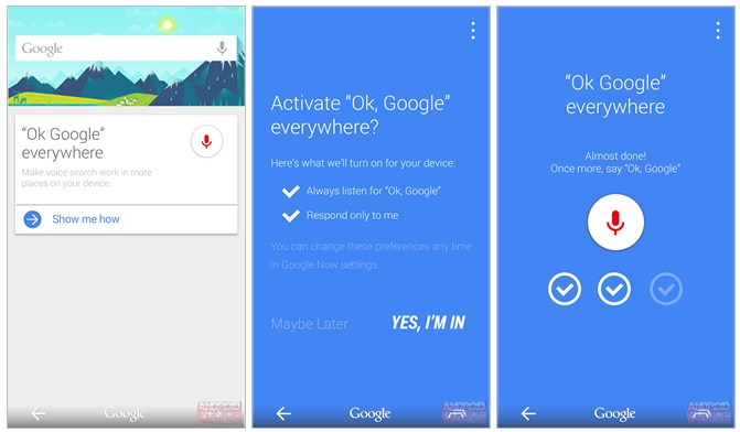 Google Everywhere Personal Assistant