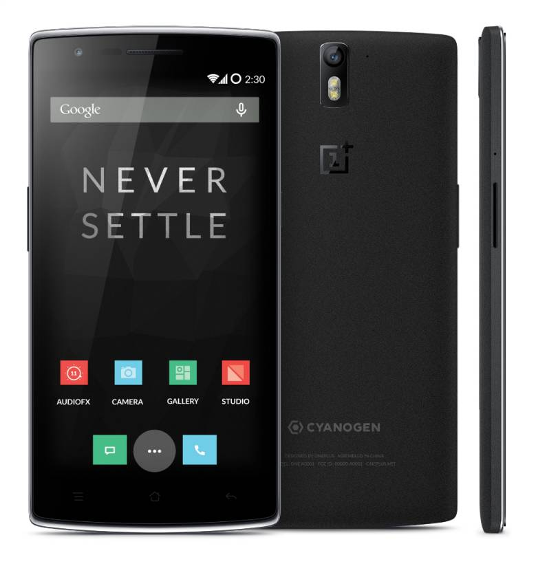 OnePlus One 2014 Sales Goal