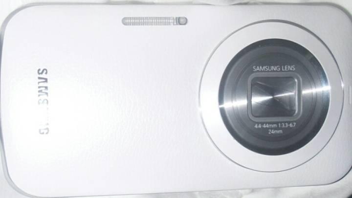 Galaxy S5 Zoom Photo Leak