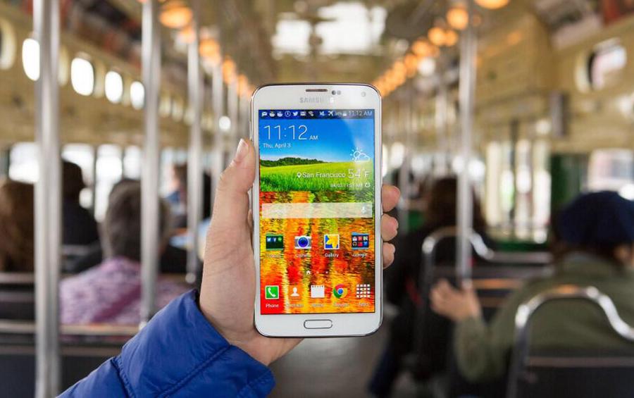 Galaxy S5 Vs. Galaxy S4 Sales