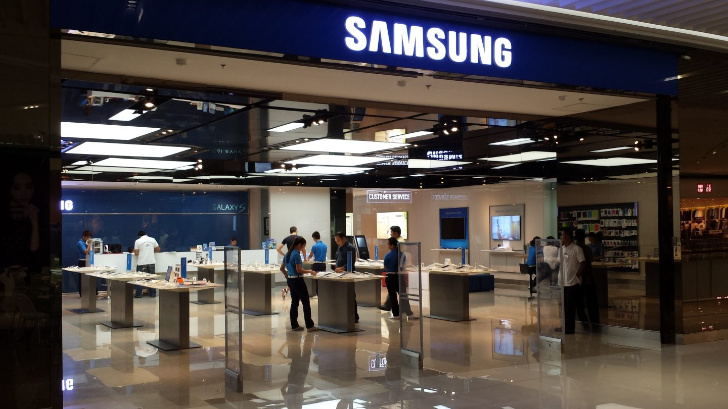 How Many People Work For Samsung