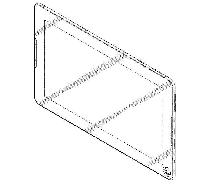 Samsung Tablet Design: New Samsung tablets might have ...