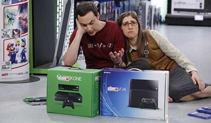 PS4 Vs Xbox One