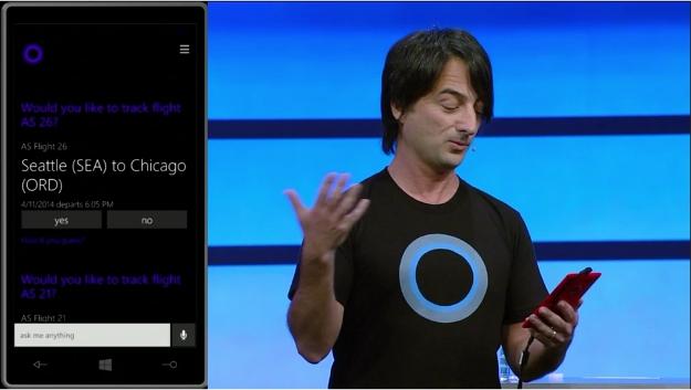 Microsoft Windows Phone Cortana