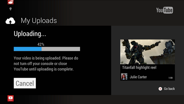 Xbox One Game Clips YouTube