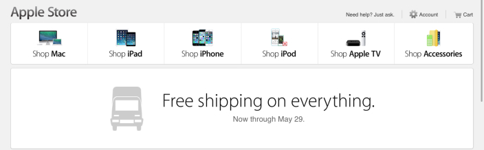 apple-free-shipping-everything-may-29