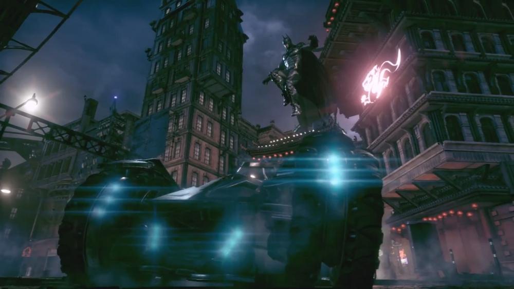 Batman Arkham Knight Gameplay Trailer
