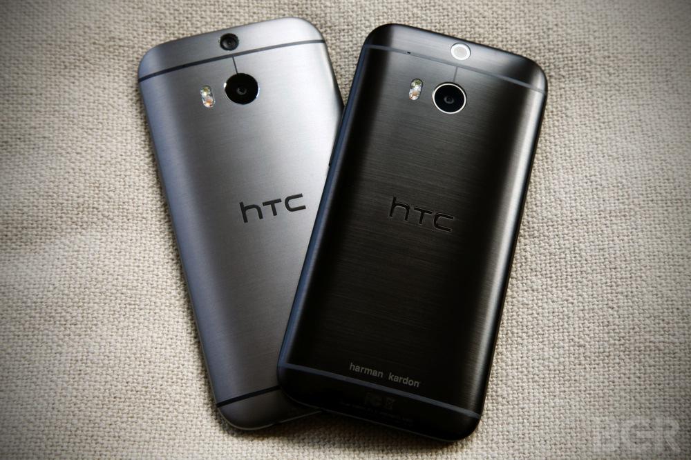 HTC One M9 Vs M8