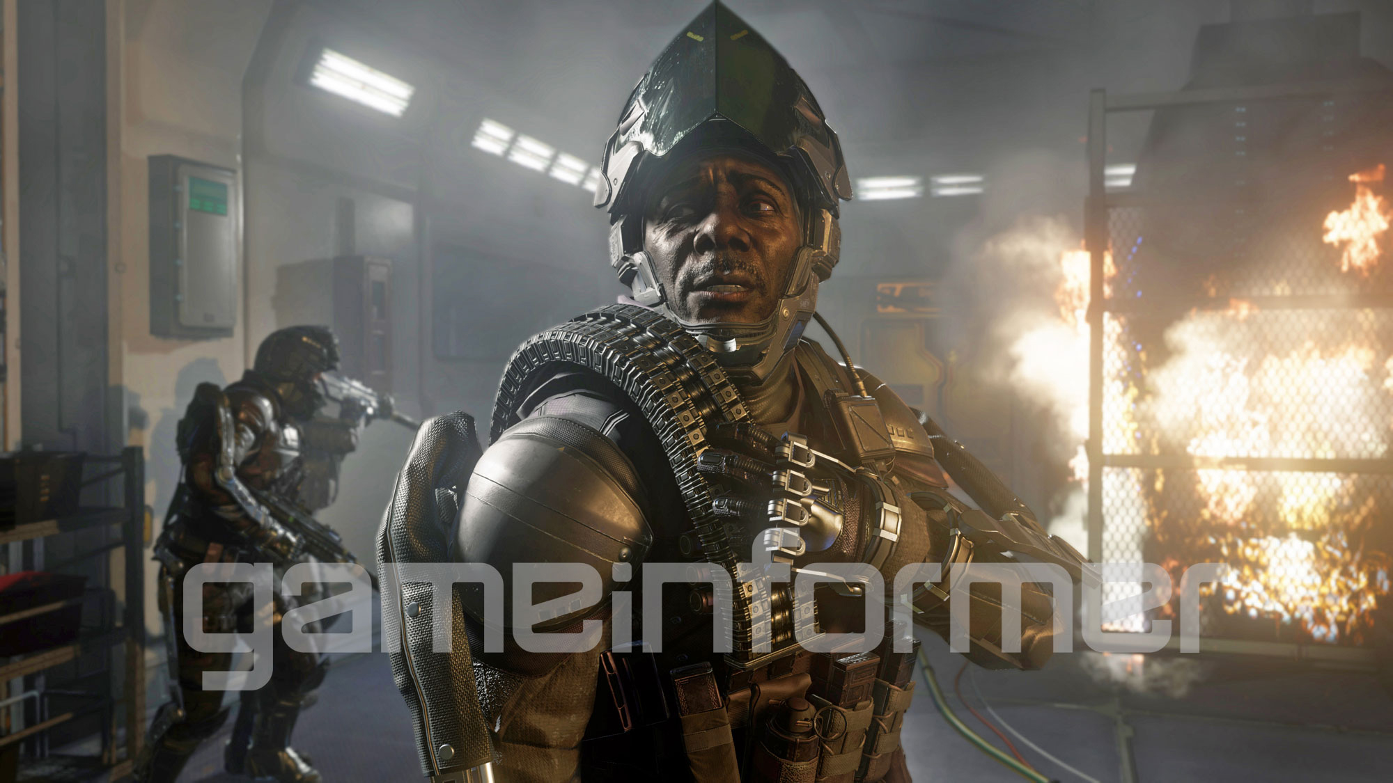 Call of Duty 2014 Reveal