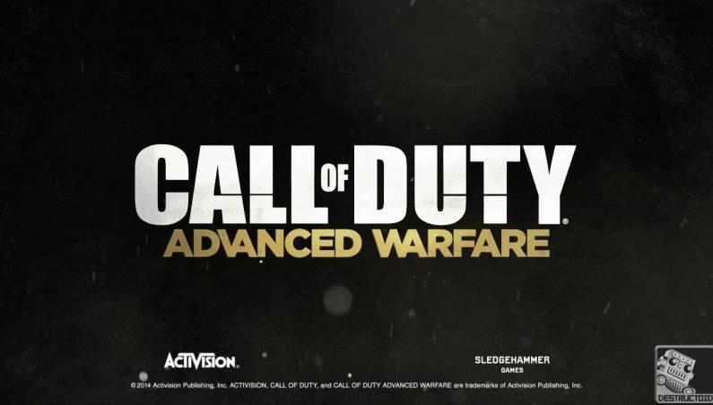 Call of Duty: Advanced Warfare Trailer