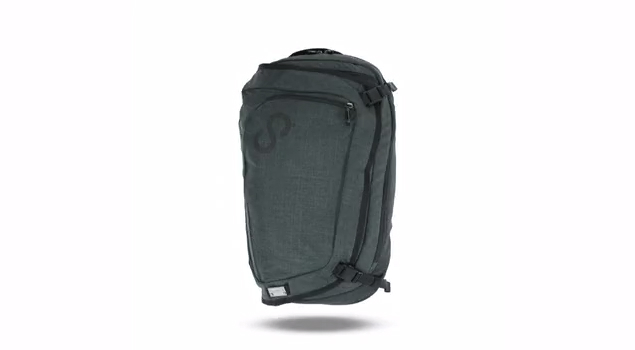 Kickstarter Colfax PHD Urban Bag