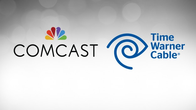 Comcast TWC Merger Stock Price