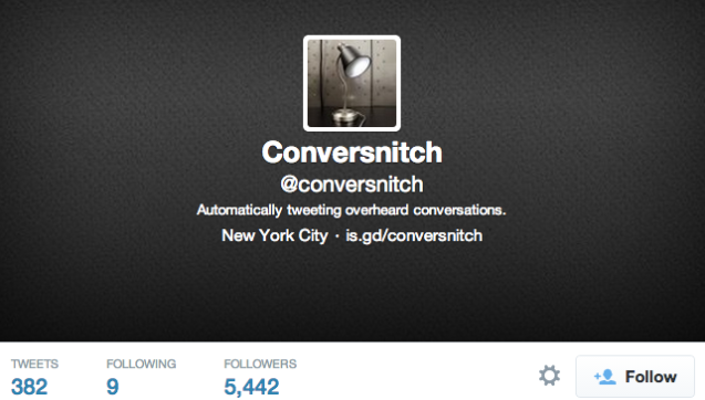 Best Twitter Accounts To Follow Conversnitch