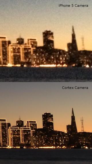 cortex-camera
