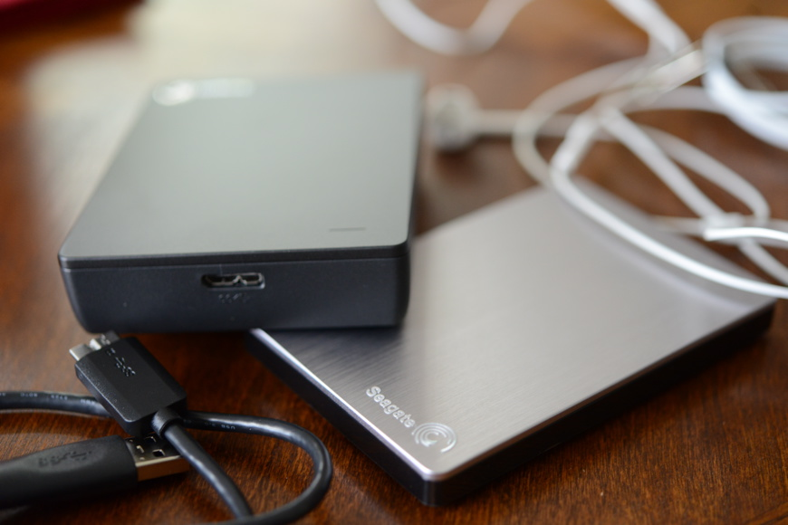 seagate mobile hard drive