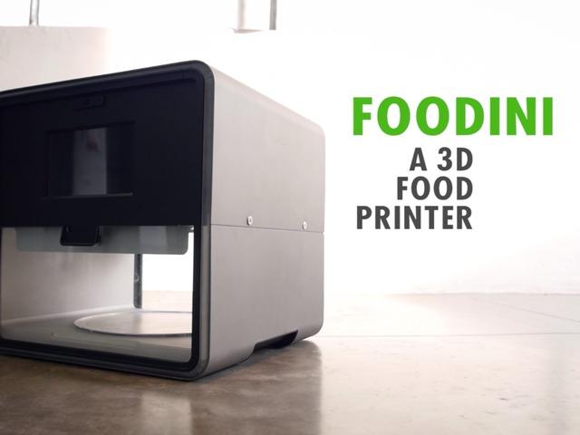 3D Food Printing Future