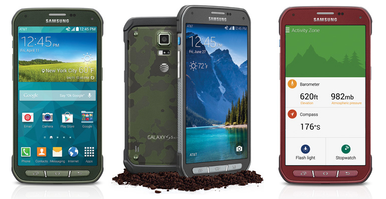Galaxy S5 Active Specs, Features and Price