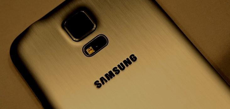 Galaxy S5 Prime Metal Design