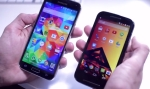 %name Video: Watch the $129 Moto E crush the Galaxy S5 in speed tests by Authcom, Nova Scotia\s Internet and Computing Solutions Provider in Kentville, Annapolis Valley