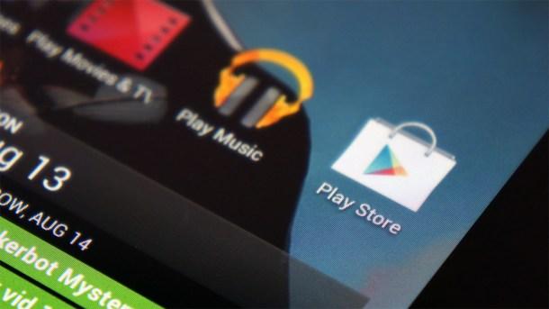 Google Play Refund