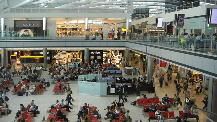 Samsung Galaxy S5 Terminal Heathrow